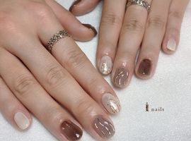inails limitedボリュームcollection