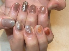 nuance nail♪
