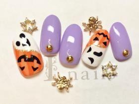 おばけ&かぼちゃ