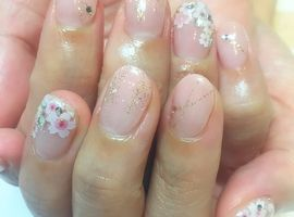 スプリングコレクション☆桜ネイル☆