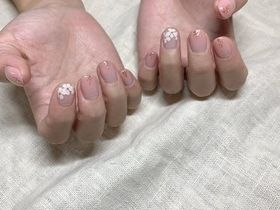 桜ネイル【担当】石原
