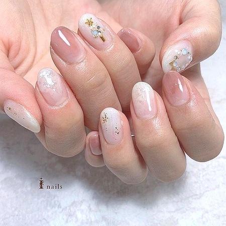 ホワイトクリスマスネイル☆【担当】Shiori.aのサムネイル