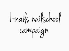 I nails Nail Schoolからのお知らせ