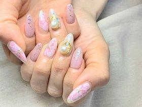 ピンクパープルフラワー 【担当】須藤