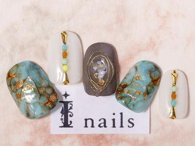ニュアンス天然石