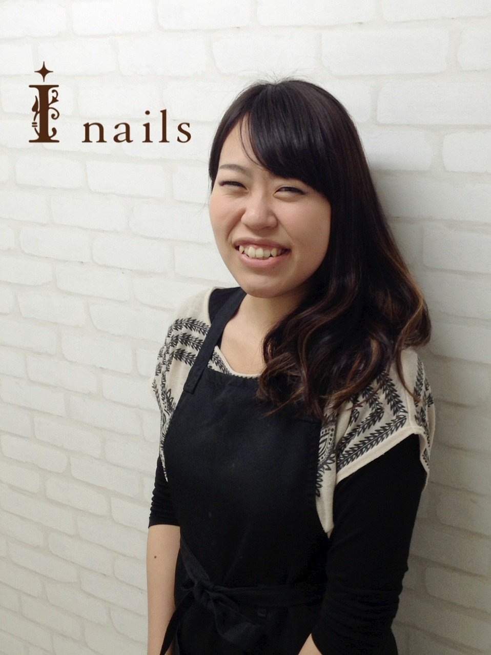 Inails渋谷店ネイリスト:Nishizawa